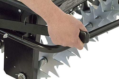 Tow Spiker//Seeder//Spreader Black Agri-Fab 45-0543 100 lb