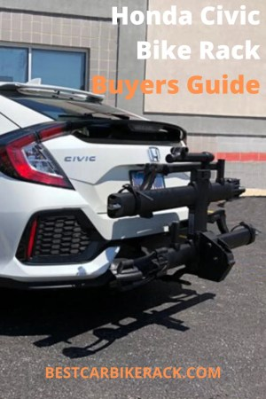 Honda Civic Bike Rack Buyers Guide - Best Bike Carriers