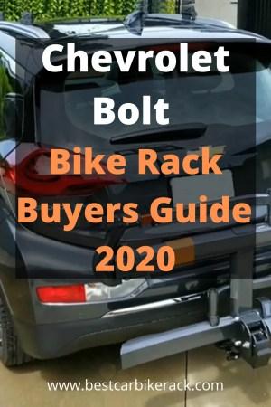 Chevrolet Bolt Bike Rack Buyers Guide 2020