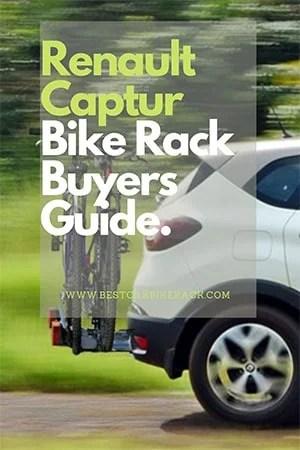Renault Captur Bike Rack Buyers Guide