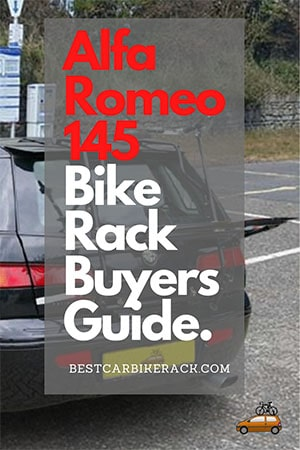 Alfa Romeo 145 Bike Rack Buyers Guide