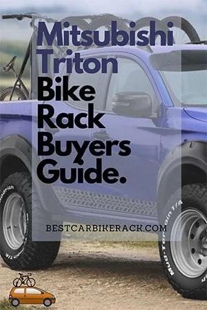 Mitsubishi Triton Bike Rack Buyers Guide