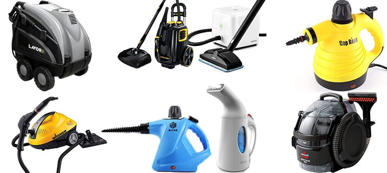 best steam cleaner for car