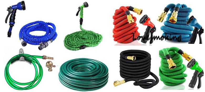 car water hose pipe