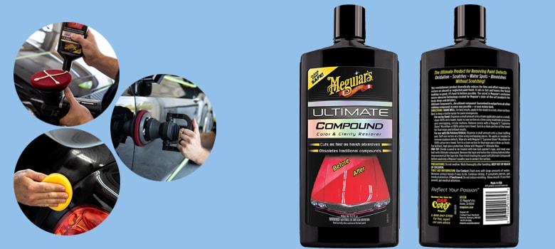 best car deep scratch remover