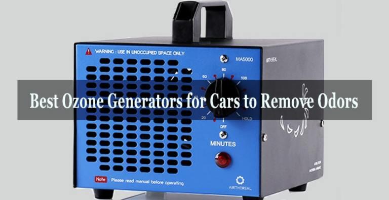 ozone machine for car
