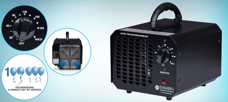 portable air purifier for car