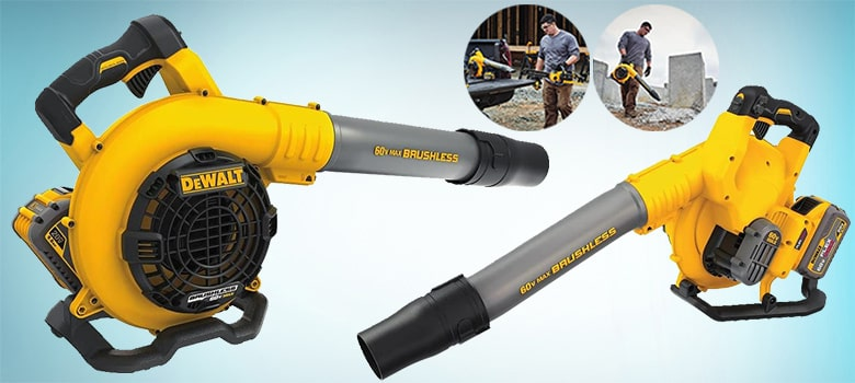 Best Battery Operated Cordless Leaf Blower For Drying Your Vehicle - car - trucks