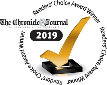 thunder bay chronicle journal readers choice award