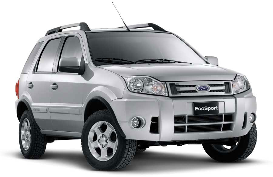 2010 Ford Ecosport Photos Informations Articles