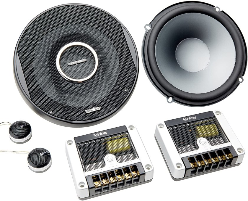 Best Car Speakers for Sound Quality and Bass Infinity Reference 6500CX