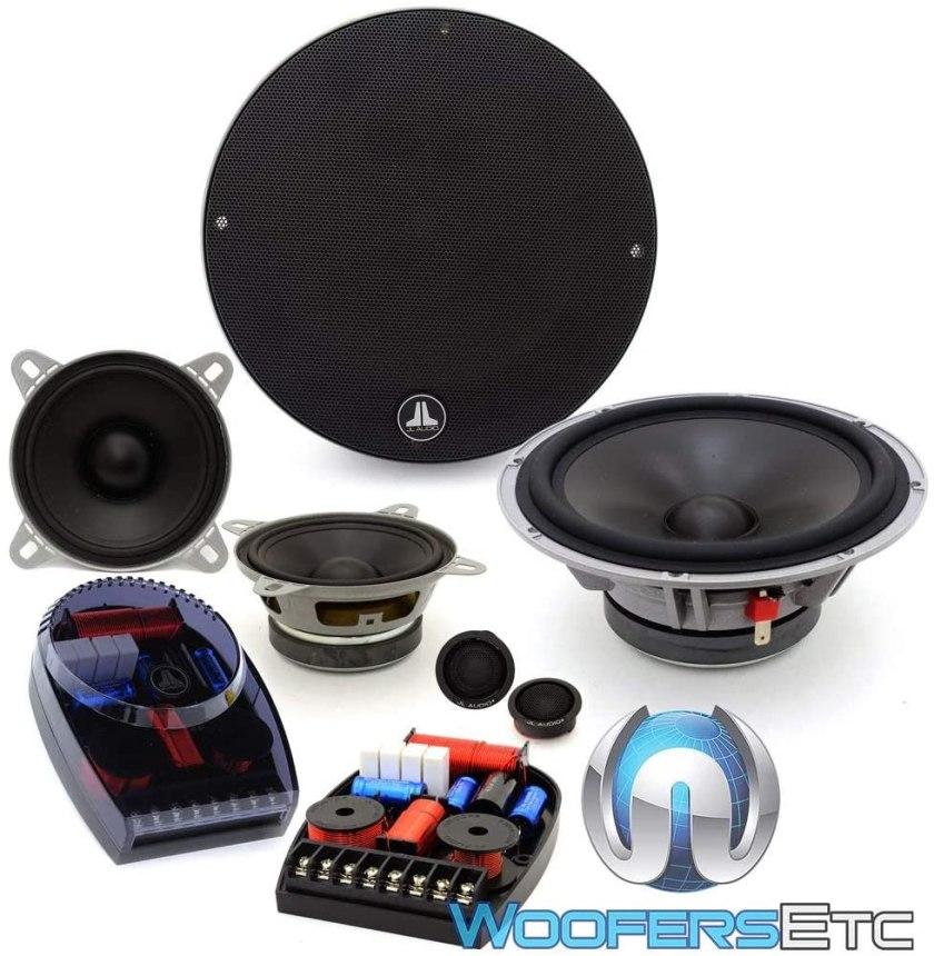 JL AUDIO C5-653 Component Speaker