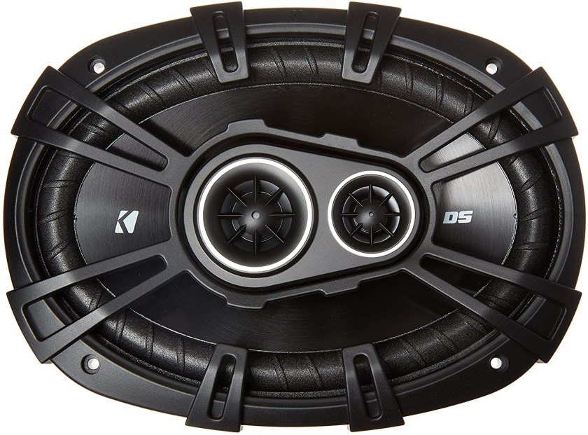 Best Car Speakers for Sound Quality and Bass Kicker 43DSC69304 3-Way Car Coaxial Speakers