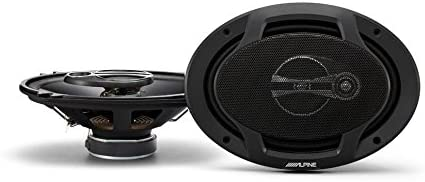 Best 6x9 Speakers for Bass Without Amp Alpine SPJ-691C3 Speaker