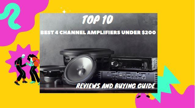 Best-4-Channel-Amplifiers-Under-200