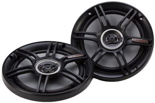 Crunch CS65CXS Full Range Shallow Mount Speaker Best 3 Way Speakers Car Audio