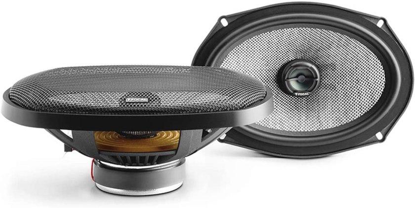 Best 6 3.4 Speakers Focal Integration ISC 165 6-34 car Speakers...
