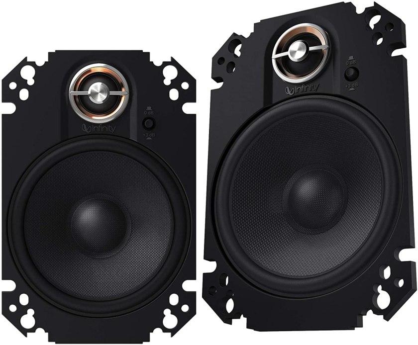 Infinity Kappa 64CFX Plate Speaker System