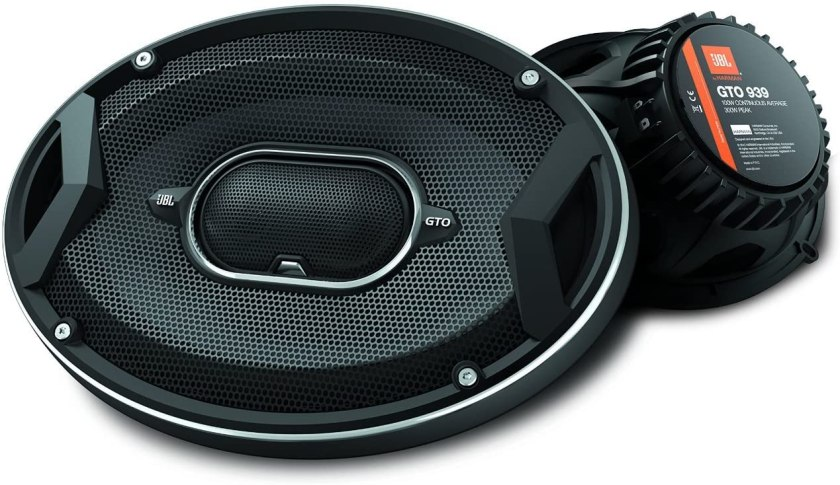 JBL GTO939 GTO Series Car Coaxial Sound Speakers