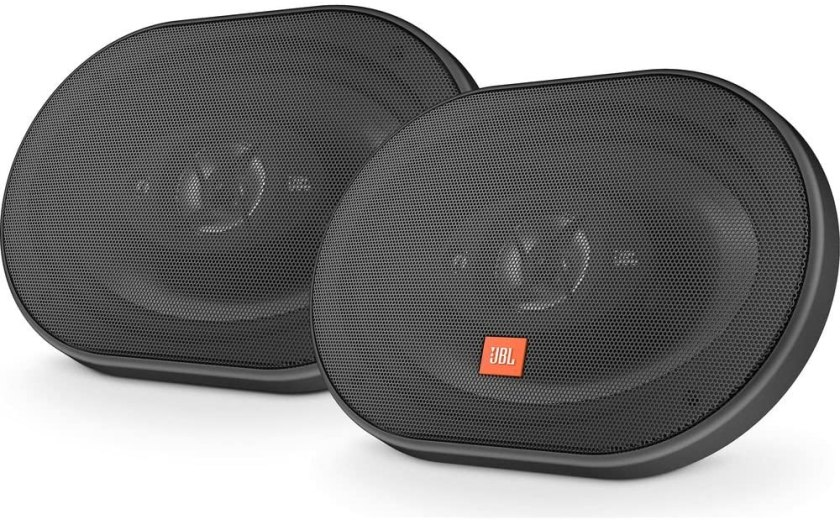 Best 6x9 Speakers for Bass Without Amp JBL Stage 9603 Speakers
