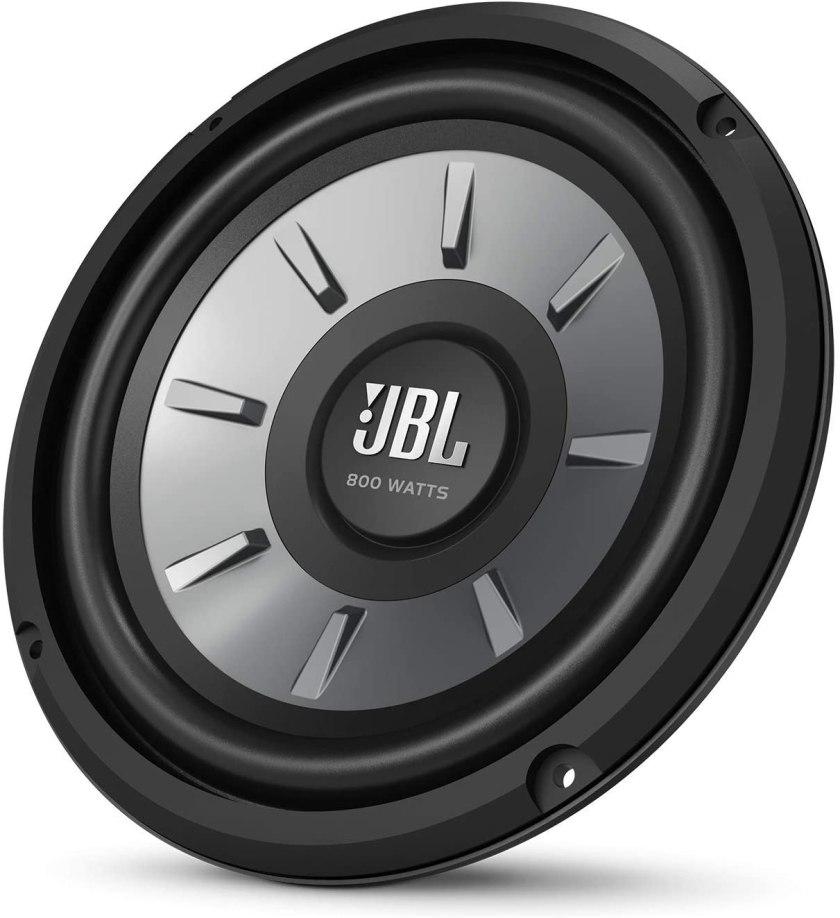 JBL Stage810 Car Audio Subwoofer Best 8 Inch Shallow Mount Subwoofer