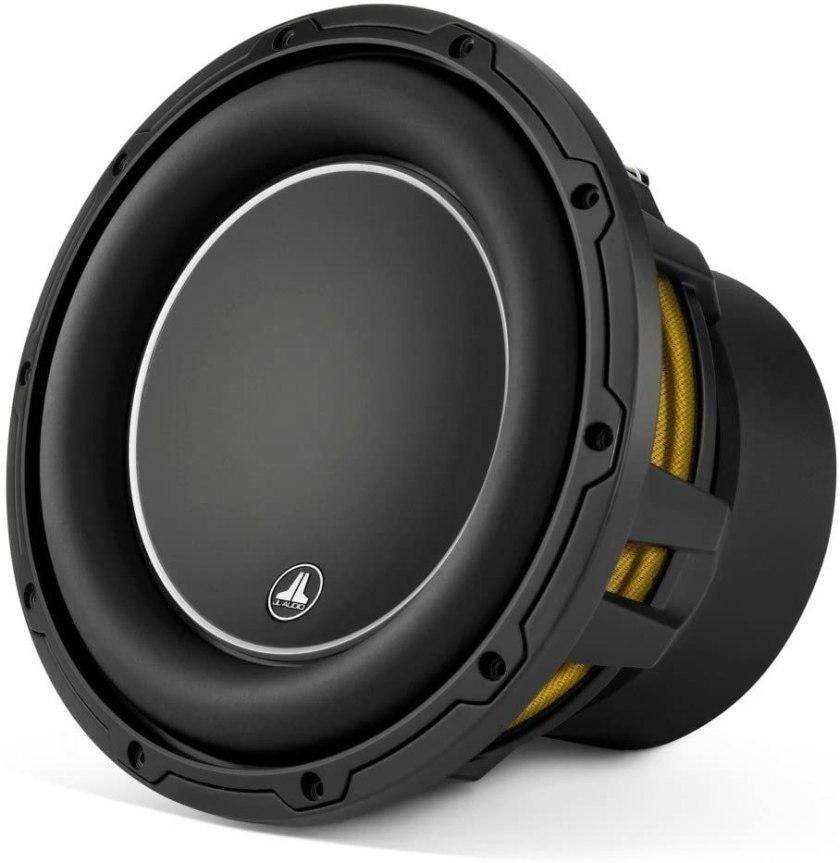 Best 10 Subwoofers For The Money JL Audio 10W6v3-D4 Dual Car Subwoofer