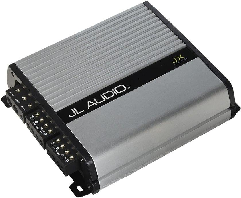 JL Audio JX4004D car amplifier