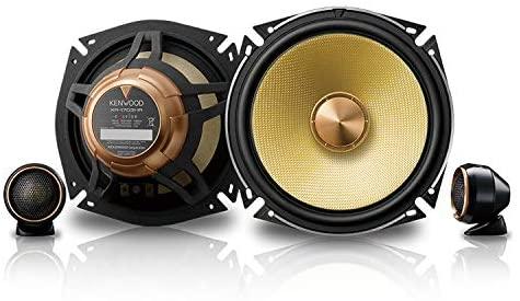 Best 6 3.4 Speakers Kenwood Excelon Reference XR-1703HR Component Speaker