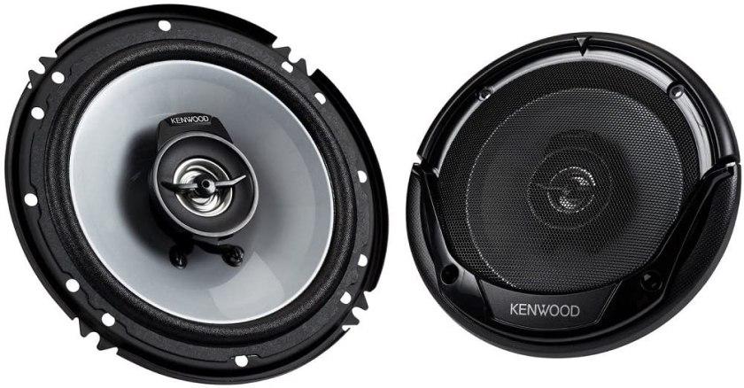 Kenwood KFC-1665S 3-Way Speakers Best 3 Way Speakers Car Audio