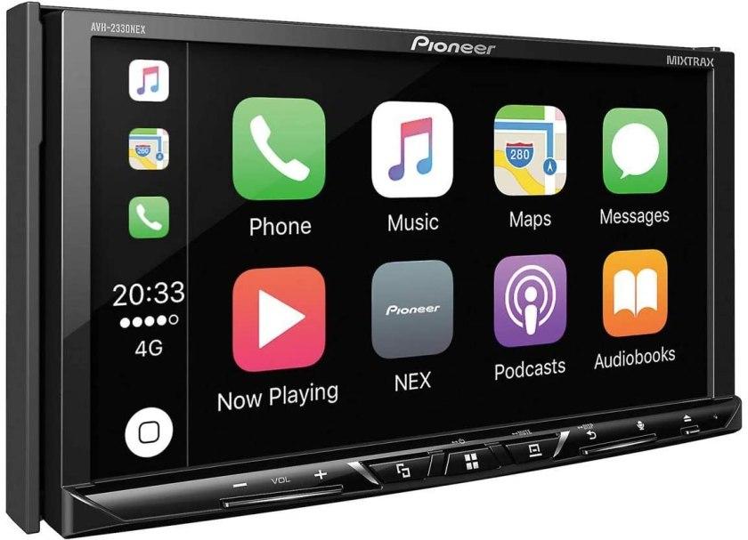 Pioneer AVH-2300NEX Multimedia stereo Best Buy Double Din Car Stereo