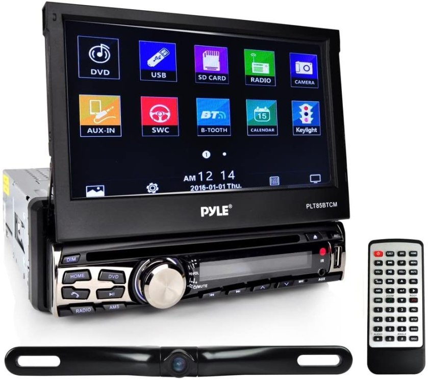 Pyle PLT85BTCM Car Stereo