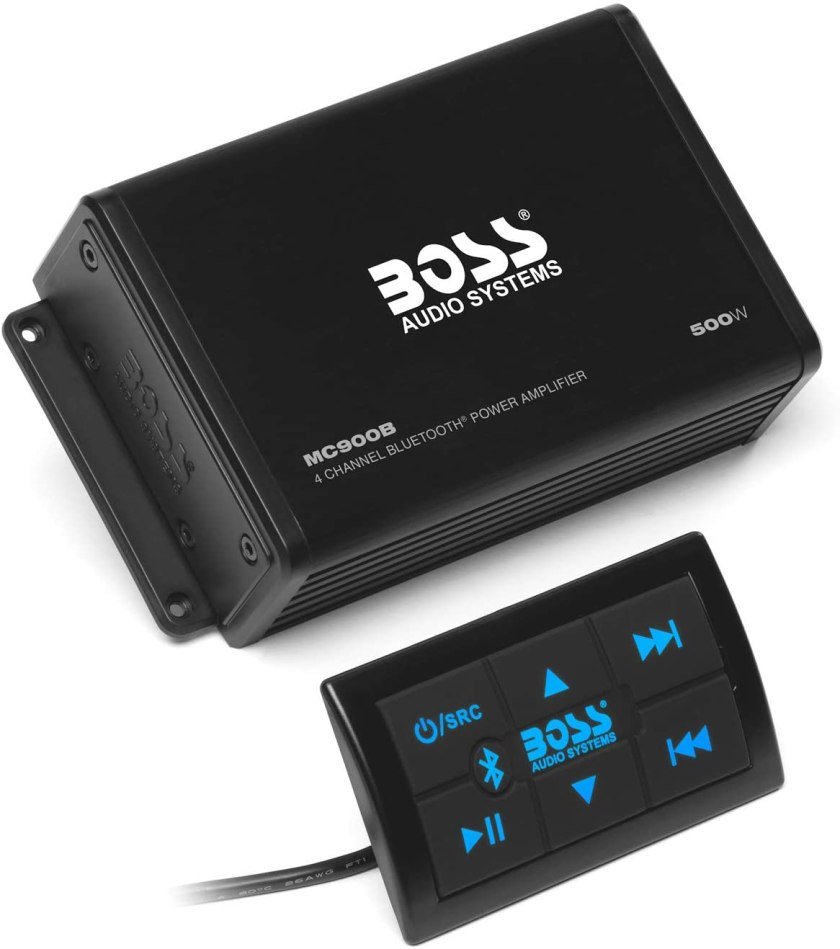 BOSS Audio MC900B Marine Amplifier Best Marine Amplifier for the Money