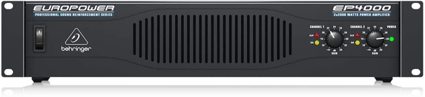 Behringer Europower EP4000 Amplifier