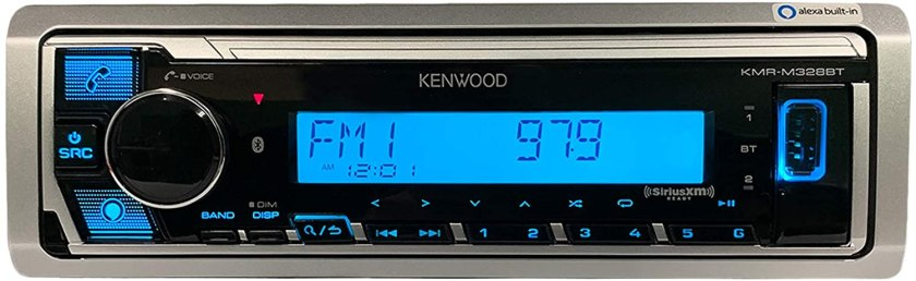 Kenwood KMR-M328BT Marine Stereo