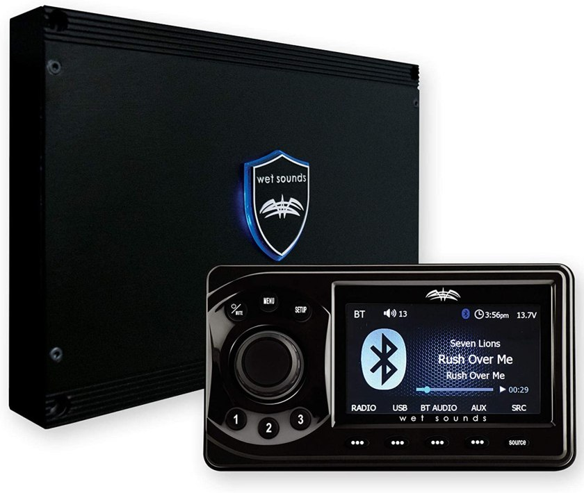 Wet Sounds WS-MC-1 Marine Stereo System