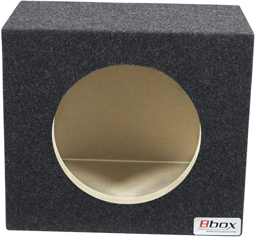 Bbox E10S Pro Series Best 10 Inch Sealed Box for Subwoofer
