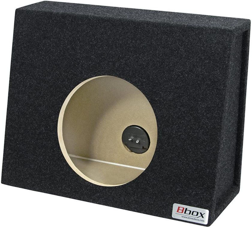 Bbox E10ST Pro Series Best 10 Inch Sealed Box for Subwoofer