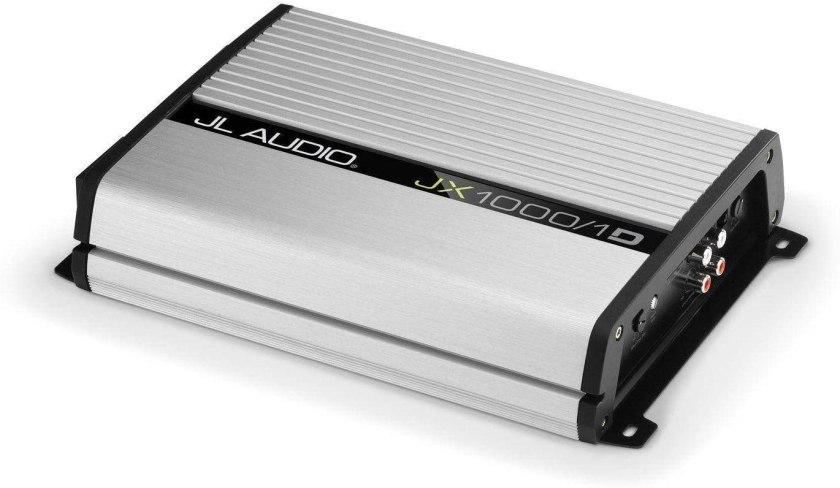 JL Audio JX10001D Subwoofer Amplifier Best Monoblock Amp for the Money