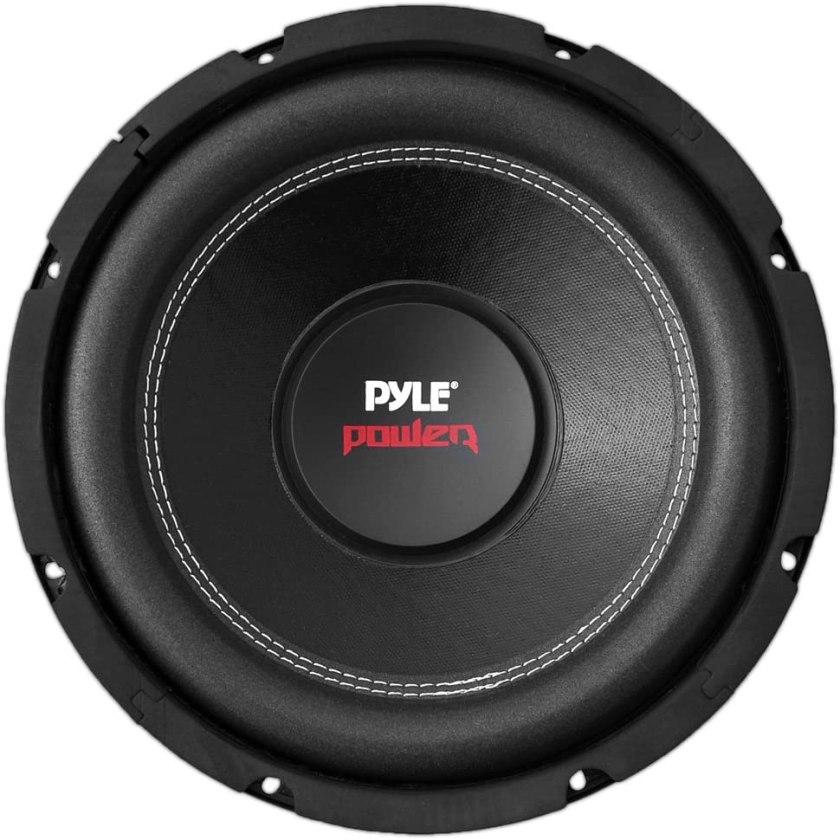 Pyle PLPW8D Car Subwoofer Audio Speaker Best 8 Inch Free Air Subwoofer