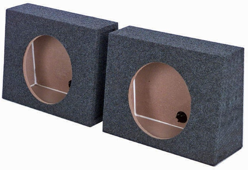 QPower QTW10 Best 10 Inch Sealed Box for Subwoofer