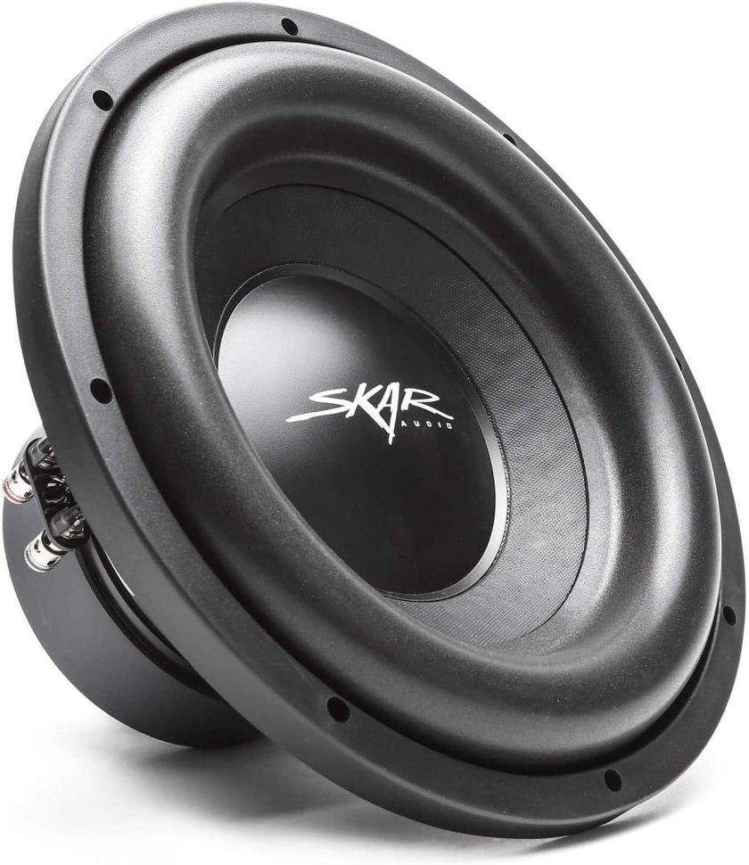 Best 12 Inch Subwoofers in the Market Skar Audio SDR-12 Subwoofers