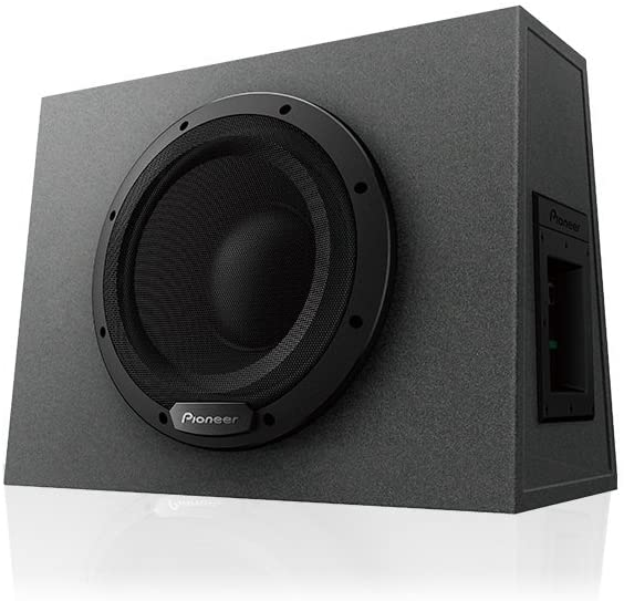 Best Sub And Amp Combo Best Buy, Pioneer TS-WX1010A subwoofer with fitted amplifier
