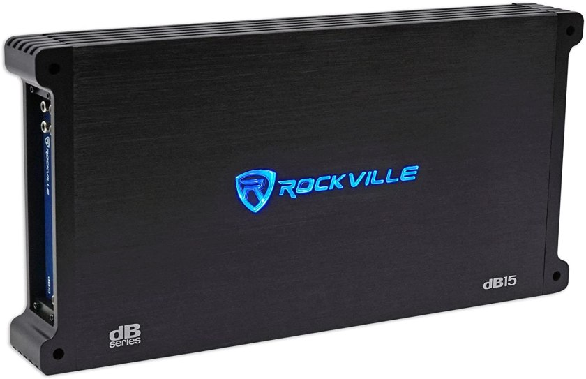 Rockville db15 Car Audio Amplifier
