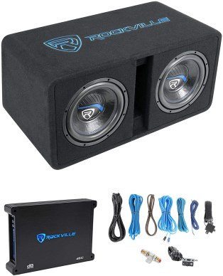 Best Subwoofer and Amp Packages Best Buy