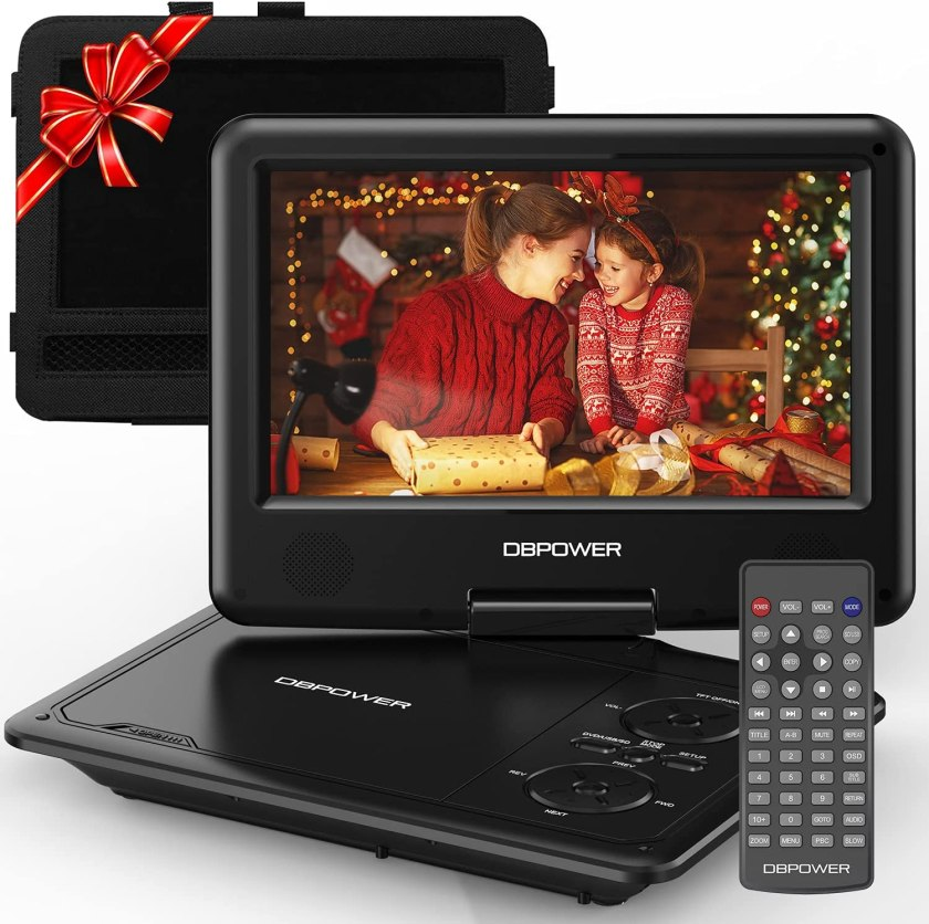 DBPOWER 11.5 Portable DVD Player