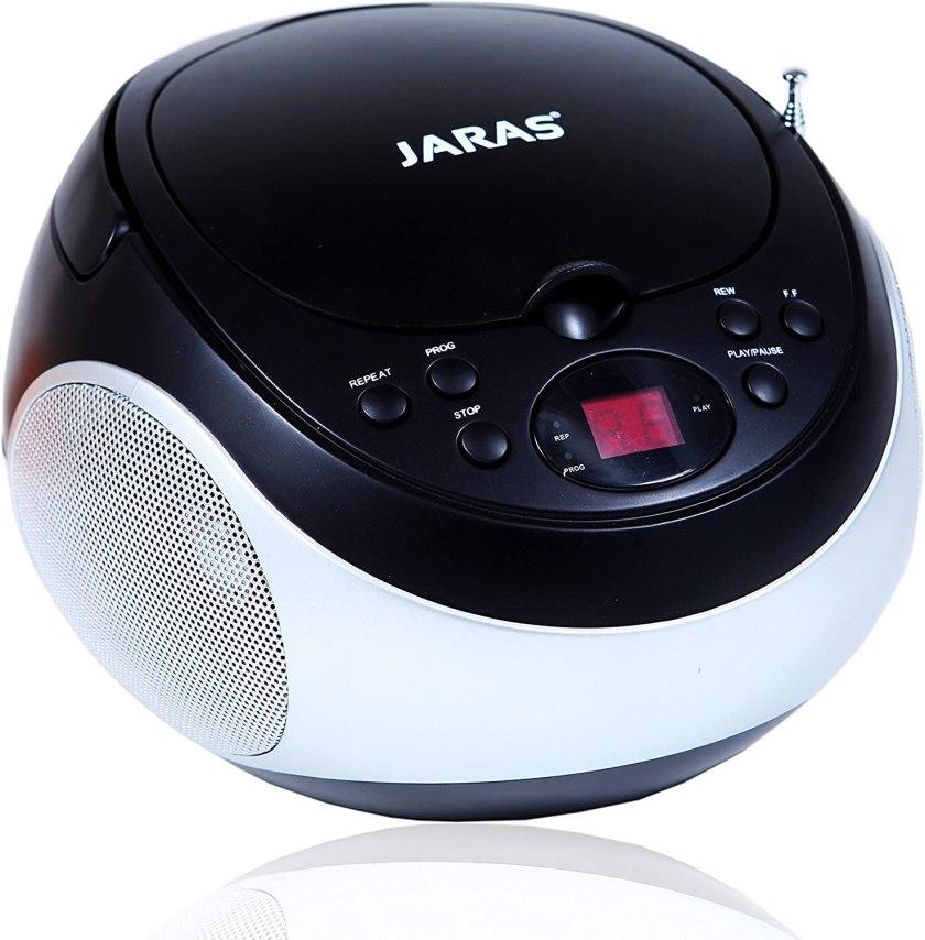 Jara JJ-Box89 Sport Portable Stereo CD player