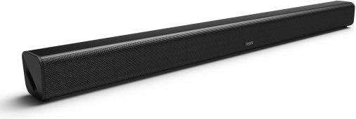 soundbar with built in subwoofer