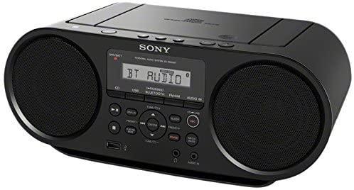 Sony Portable Bluetooth Digital Turner AMFM CD Player
