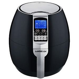 GoWISE USA 3.7-Quart Programmable 8-in-1 Air Fryer Review