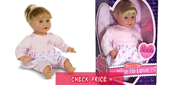 silicone dolls with hair and outfit